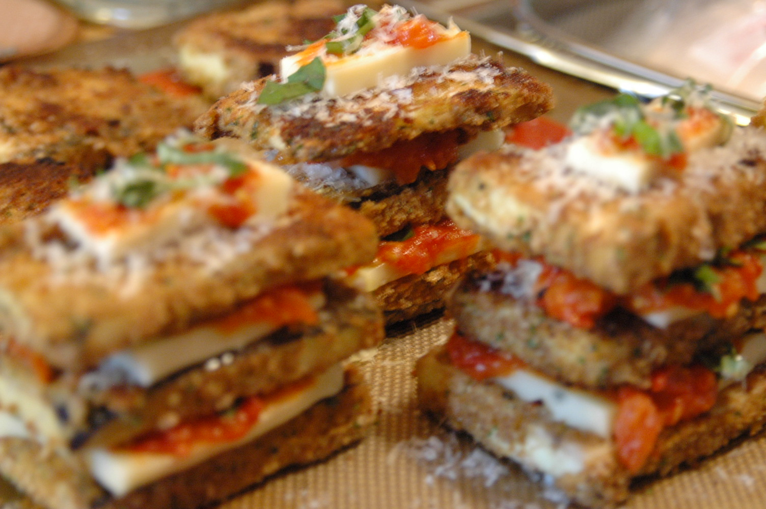 eggplant parmesan eggplant parmesan sticks the ultimate eggplant ...